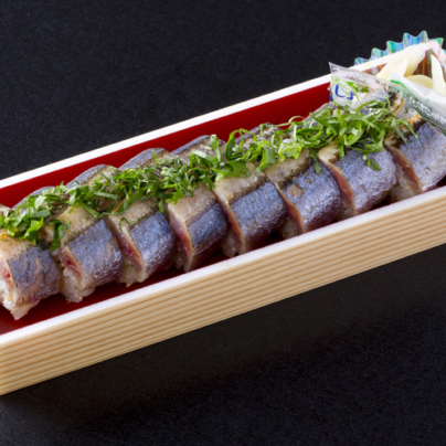 Sanma bo sushi