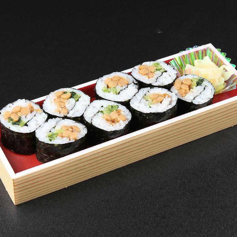 Nozawa na natto-maki