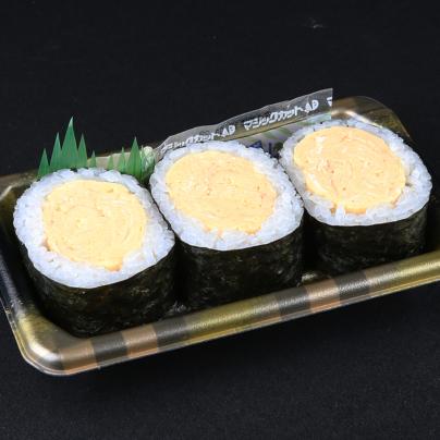 O dashi no kīta ajiwai tamagomaki