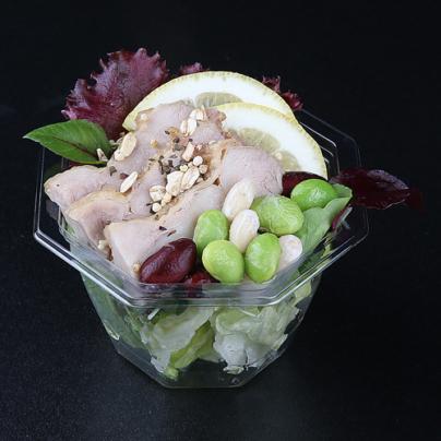Habuchikin & remon kaoru omame no Salad